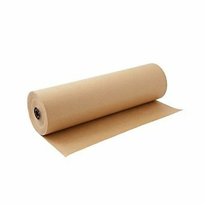 Brown Kraft Paper Roll  30 x 1800  150 Feet Long  100% Recycled Materia... , New