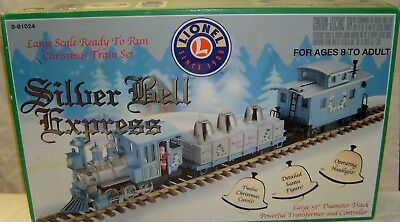 Lionel 81024 Silver Bell Express Train Set