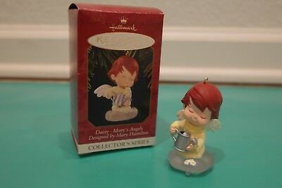 #11 in Mary's Angels Hallmark ornament series - Daphne