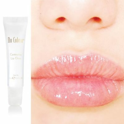 Nu Colour Plumping Lip Gloss - Crystal Clear