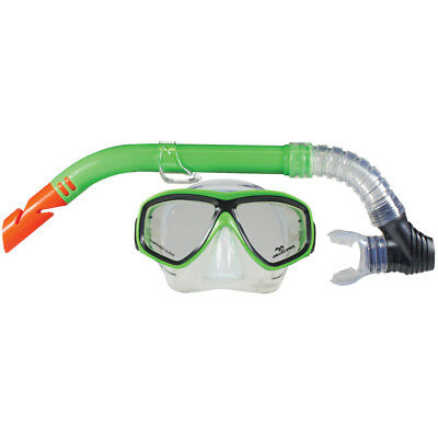 Land And Sea Clearwater Adults Mask Snorkel Set *Brand New*
