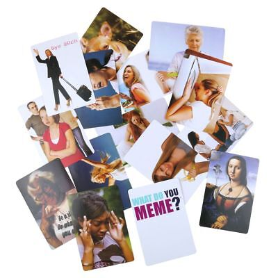 What Do You Meme ? Basic Core Game Main Game Starter Pack Fun Card Party Game