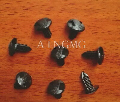 10x Trunk Luggage Compartment Retainer Nylon Clip A19643 For Toyota 90467-06175