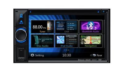 Clarion VX404E Bildschirmradio Touchscreen 2DIN DVD Radio Bluetooth USB SD