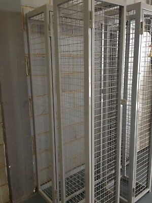 Gas Cylinder Cages new