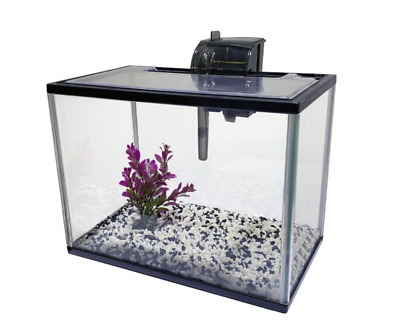 Classica Eco 45 Aquarium Fish Tank 45L 45Cm Filter Led Lighting Heater Stat Kit