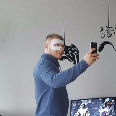 Face protector for HTC VIVE, Oculus Rift, PSVR (for European Union buyers only!)