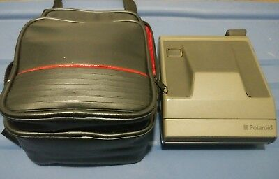 Vintage Polaroid Spectra System with case