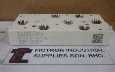 NEW MODULE SEMIKRON SKIIP81AC128T1    LOCATION M