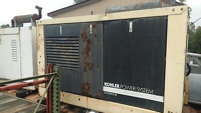 Kohler 30KW 3 Phase Natural Gas Generator