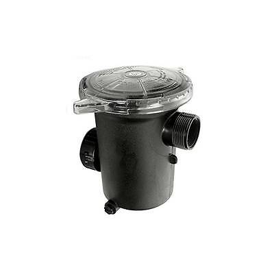 "Waterway 2"" X 1.5"" Hair Lint Trap Above Ground Pool Pump 310-6500"
