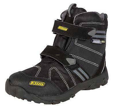 KLIM Youth Klimate Boots - Black
