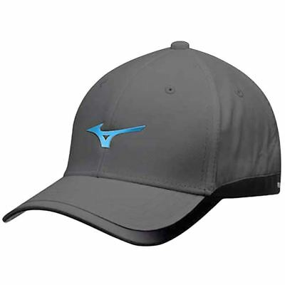 Mizuno 2017 Mens Performance Hat Stretch-Fit Golf Cap
