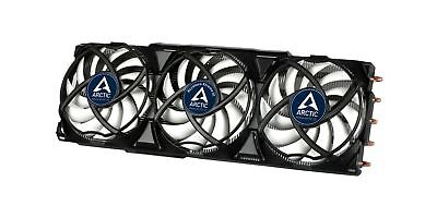 ARCTIC DCACO-V15G400-BL High-End Graphics Card Cooler - Black Xtreme III