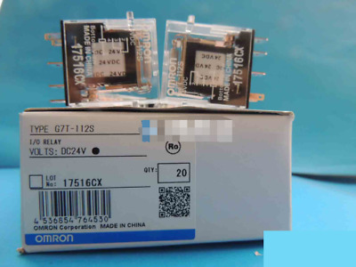 1PC New Omron G7T-112S G7T112S DC24V Relay Free Shipping