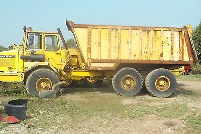 Volvo 5350 6X4 / A25 Dump Truck , Spares Available,
