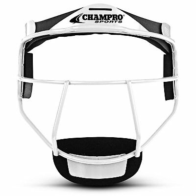 The Grill Youth or Adult Softball Fielders Safety Facemask CM01 Girls