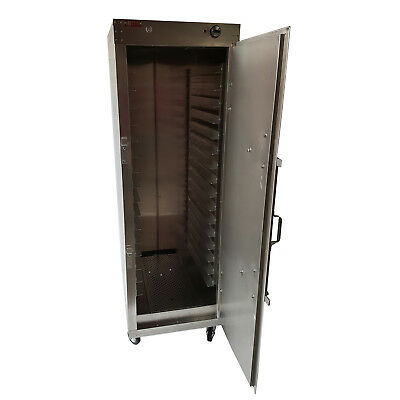 HeatMax 6' Commercial Warming Cabinet Bread Pastry Dough Warmer USA