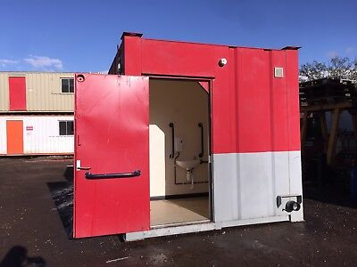 Site Toilet Block Disabled Access Portable