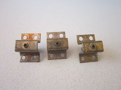 Lot Of 3  Allen Bradley W79 Overload Heater