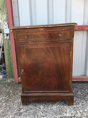 Vintage Cupboard Ideal Chalk Paint Project Up Cycle Fixer Upper 19/6/A