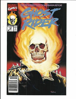 GHOST RIDER Vol.2 # 18 (OCT 1991), NM