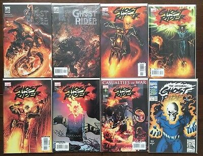 Ghost Rider Lot  (23 Comics) - MIdnight Sons First Issues Garth Ennis