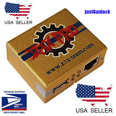 Z3X GOLD BOX Edition for Samsung pro unlocker ACTIVATED Repair no