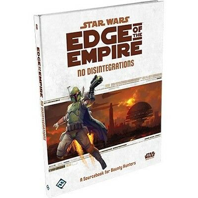 Star Wars: Edge of the Empire RPG - No Disintegrations Sourcebook FFGSWE16