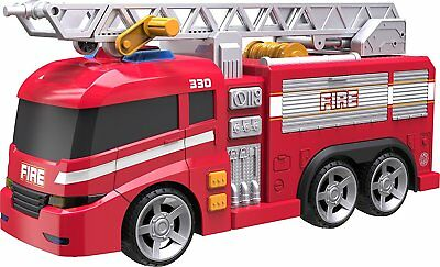 Teamsterz Large Light and Sound Fire Engine Emergency Vehicle Toy