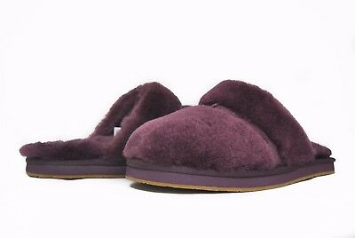 UGG Australia Women's Dalla Slippers 1017549 Port Natural Slate Sz 6-9