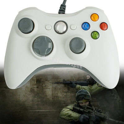 Wired USB Gamepad Controller Joystick Joypad Resembles XBox360 for Computer NEW