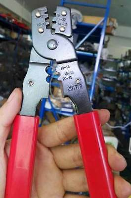 EXCELLENT CRIMPING TOOL for 28~14AWG Terminals - Industrial Grade HS-202B