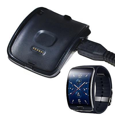Charging Cradle Smart Watch Charger Dock For Samsung Galaxy Gear S SM-R750