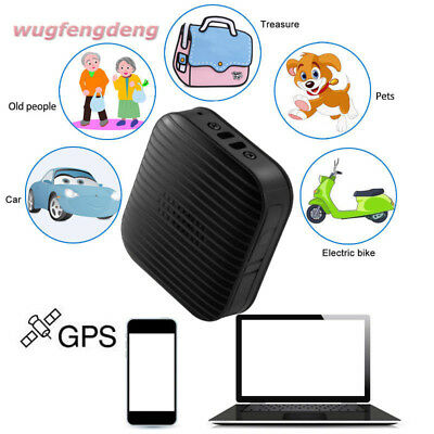 Anti-lost Kids Hidden GPS Tracker GSM Real Time Car Pet Motor Tracking Device