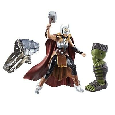 NEW! Hasbro Marvel Legends Thor Jane Foster 6-Inch Action Figure