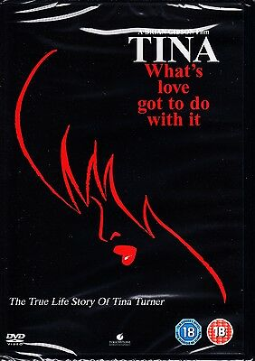 What's Love Got To Do With It - The Tina Turner Story Angela Bassett Dvd R4