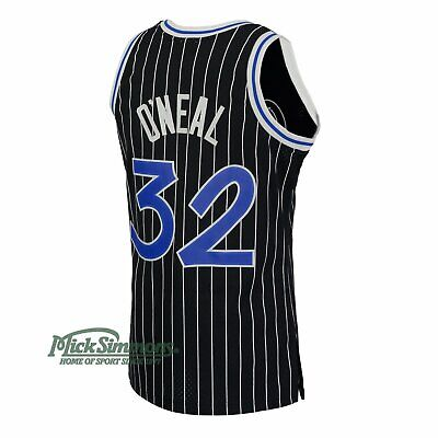 Orlando Magic Shaquille O'Neal 1994-95 Hardwood Classics Alternate Jersey by ...
