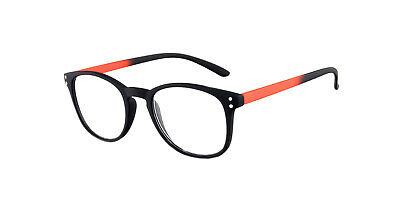 Reading Glasses Rainbow Lightweight and clear/RRC ORG/+1.75D