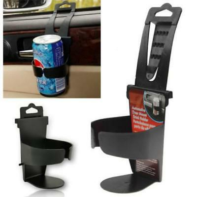 1X Universal Car Cup Holder Door Mount Seat Back Drinking Bottle Can Mug Stand B