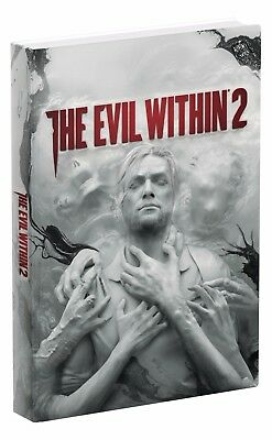 The Evil Within 2 Collector's Edition Strategy Guide - IN STOCK - NEW