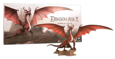 Dark Horse Dragon Age II: Flemeth Dragon Statue NEW-SEALED