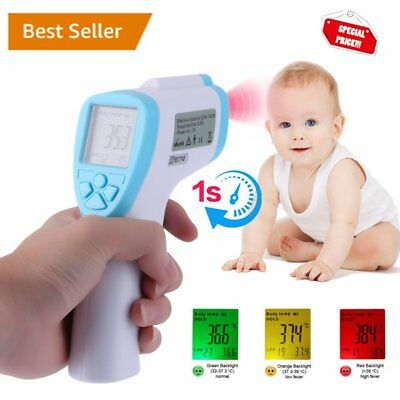 New Non-Contact IR Thermometer Infrared Digital Laser Gun For body Scanner AL