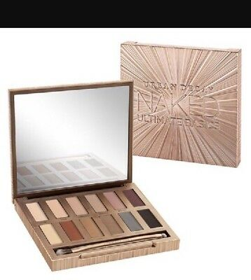 urban decay palette Naked Ultimated Basics