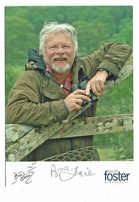 Bill Oddie Television Presenter and Ornothologist  Hand Signed Photograph 6 x 4