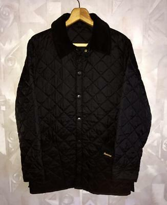 Men's Barbour D 364 Liddesdale Original Fashion Casual Quilted Jacket-Medium