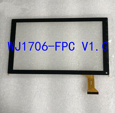 NEW Front Outer Touch Screen Glass Digitizer For WJ1706-FPC V1.0 Replacement