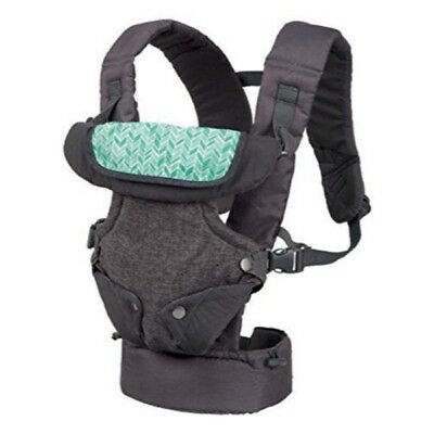 Infantino Flip Advanced Baby Carrier 4 Ways Positions infant Toddler Sling Pouch