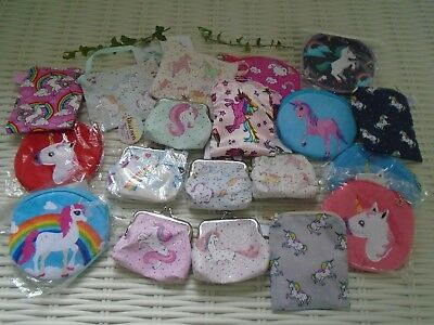 Unicorn Sparkle Purse Unicorns Gifts Stocking Filler Money Purses Cute Coins
