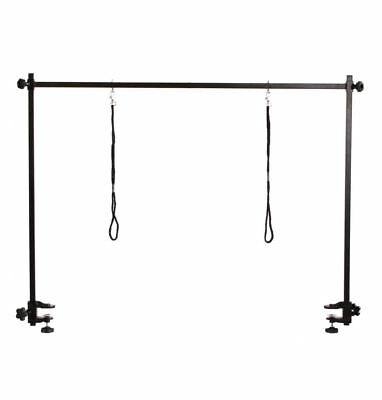 Pedigroom dog pet cat grooming table H bar arm with noose clamp Fits tables 90cm